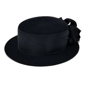 Vintage Frank Olive for Neiman Marcus Wool Hat